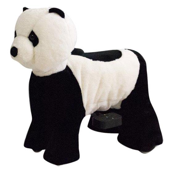 Panda Pelúcia Motorizada
